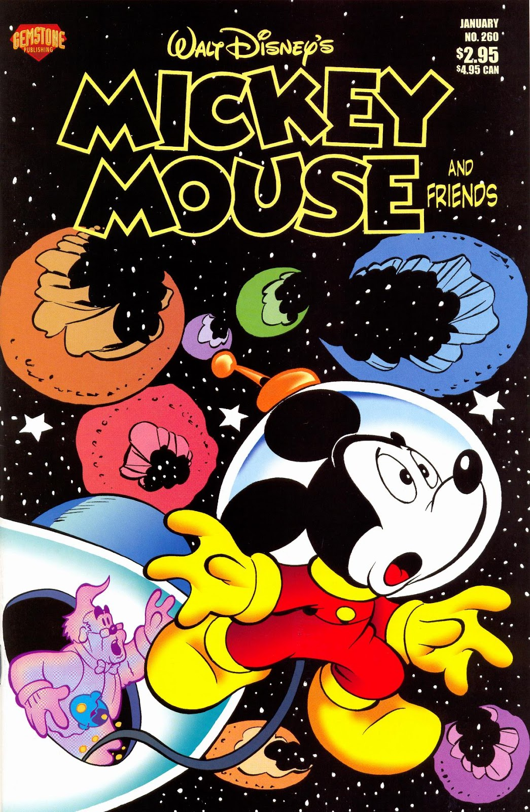 Walt Disney's Mickey Mouse issue 260 - Page 1