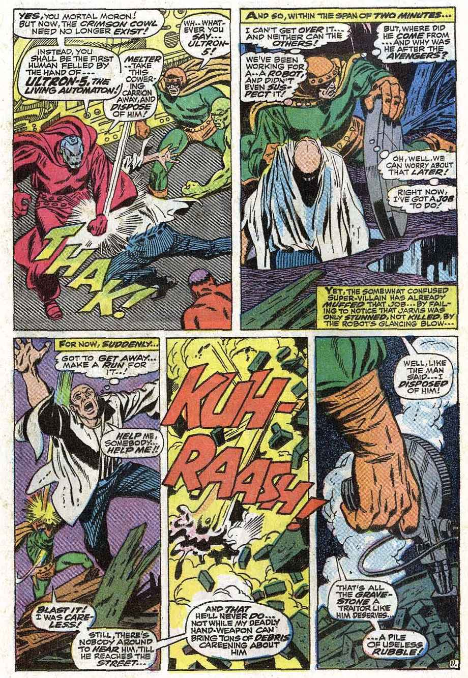 The Avengers (1963) 55 Page 16