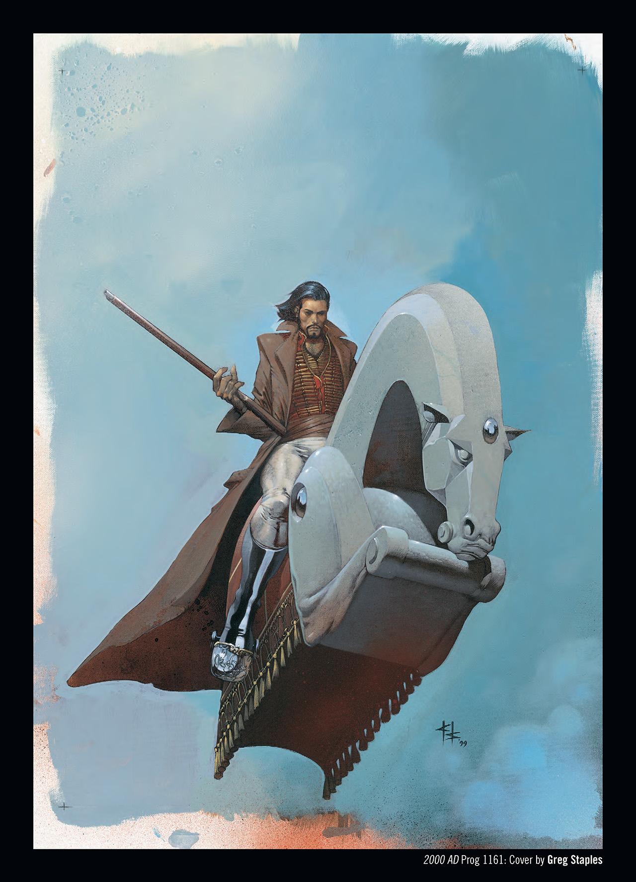 Read online Nikolai Dante comic -  Issue # TPB 3 - 135