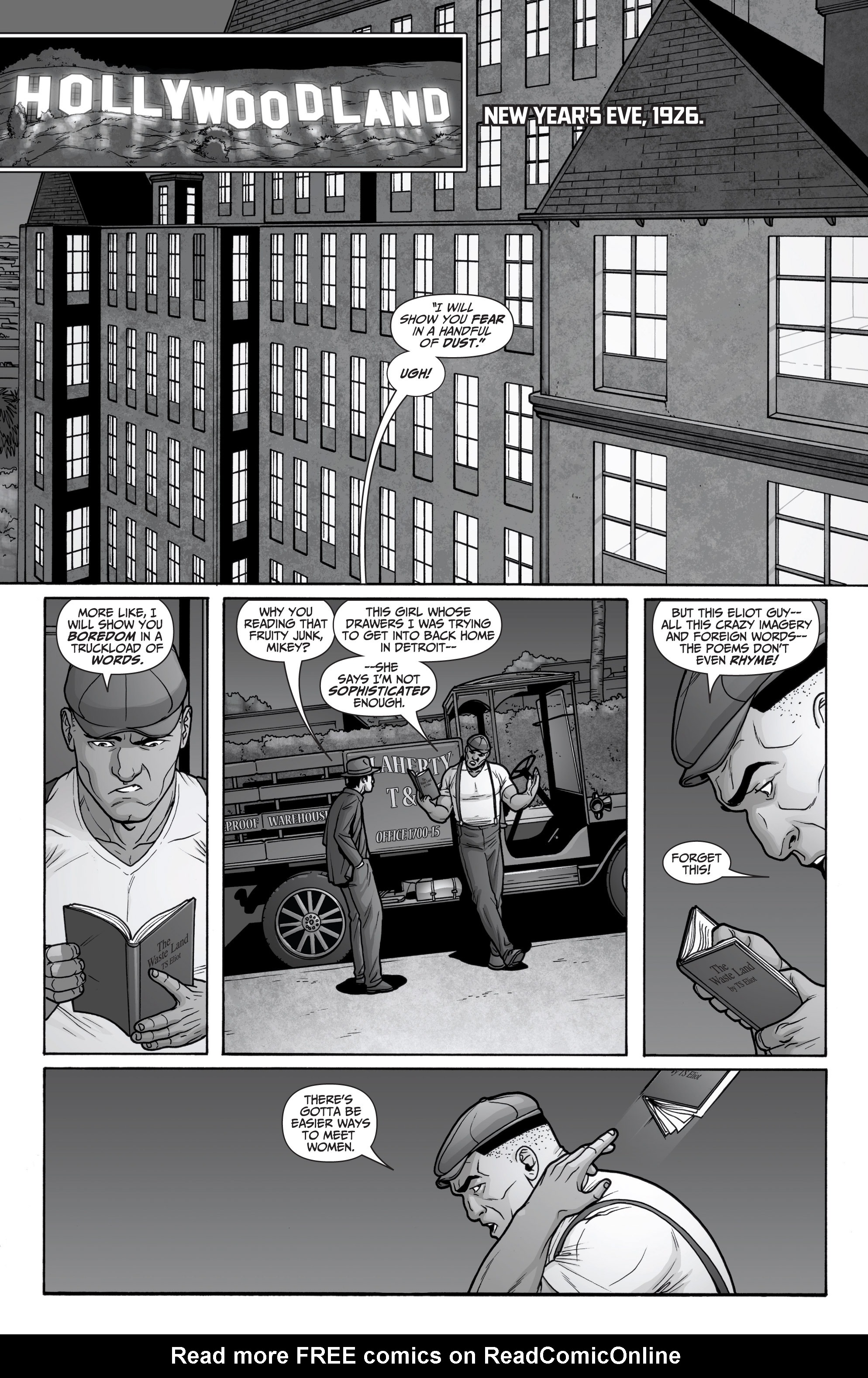 Read online Archer and Armstrong comic -  Issue #Archer and Armstrong _TPB 6 - 28