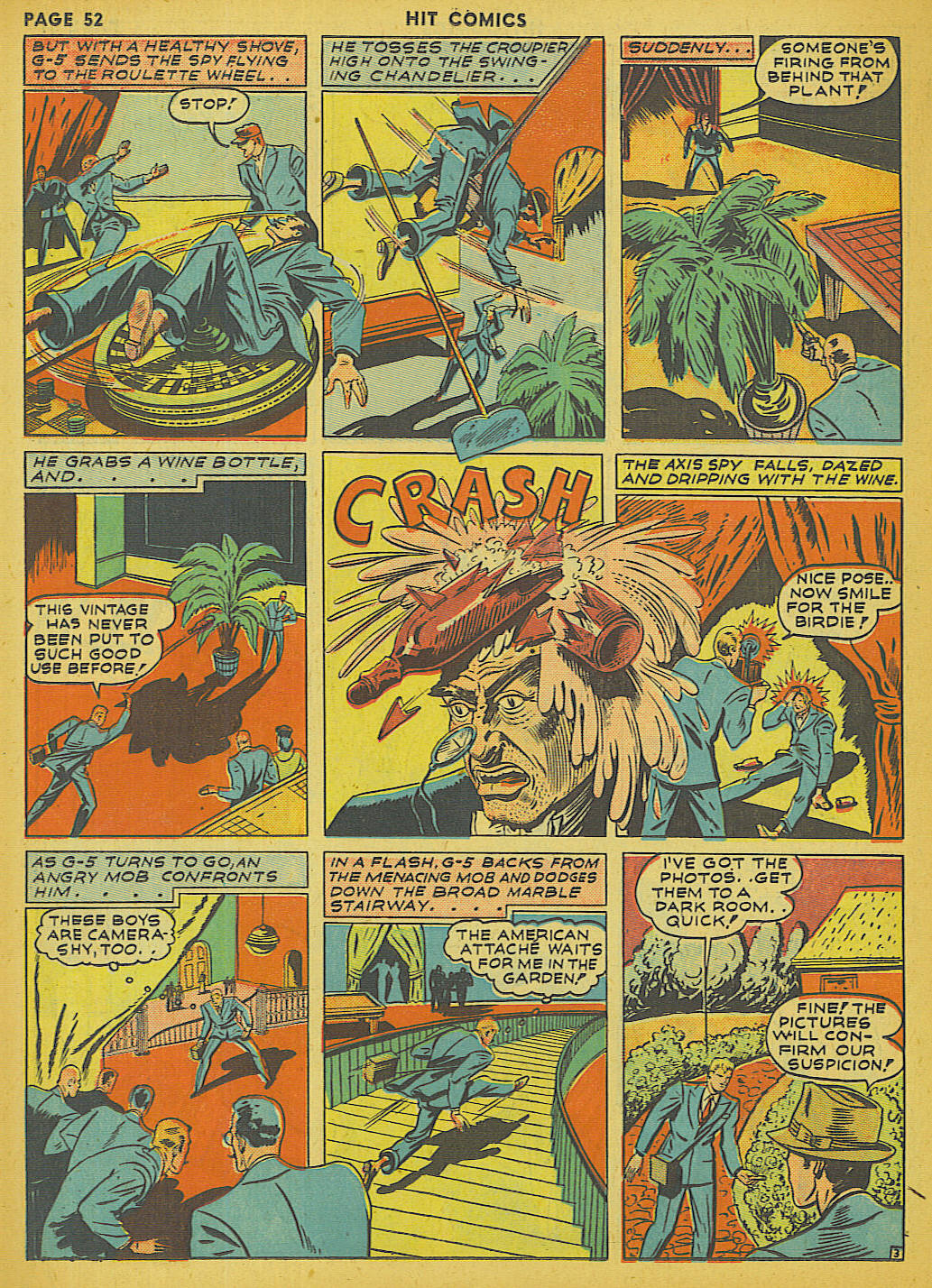 Read online Hit Comics comic -  Issue #13 - 54