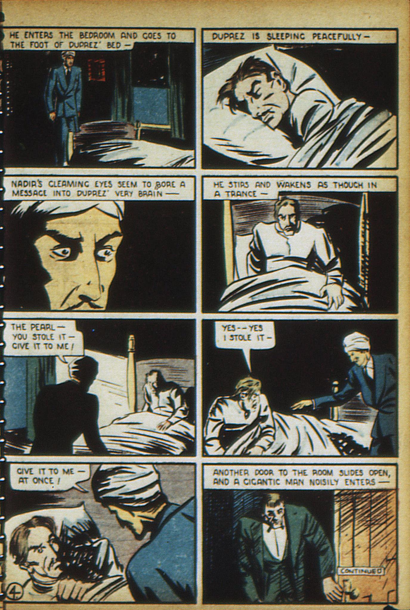 Read online Adventure Comics (1938) comic -  Issue #18 - 62