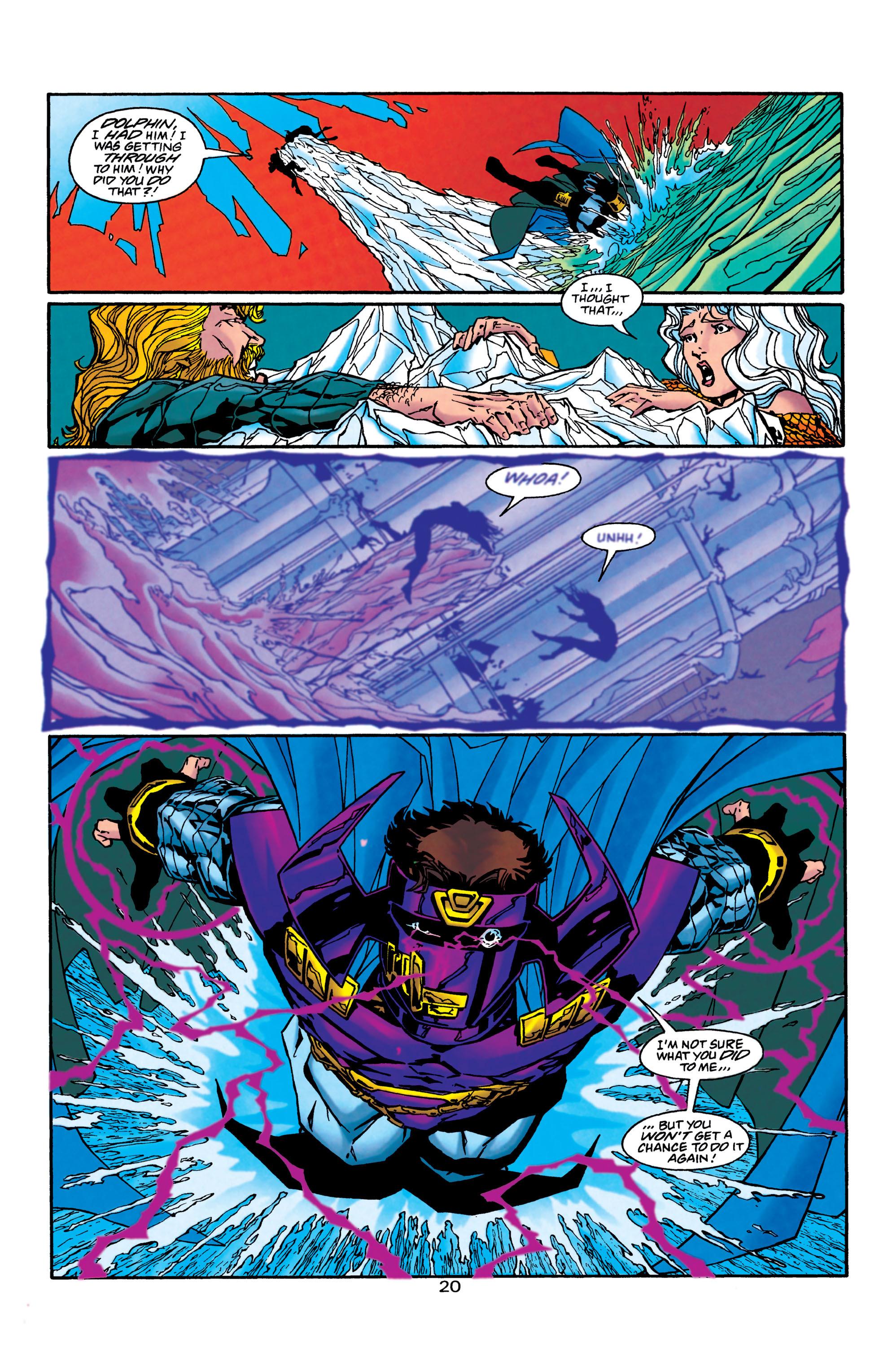 Read online Aquaman (1994) comic -  Issue #40 - 21