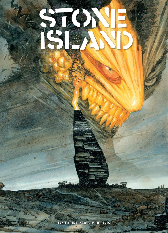 Stone Island TPB Page 1