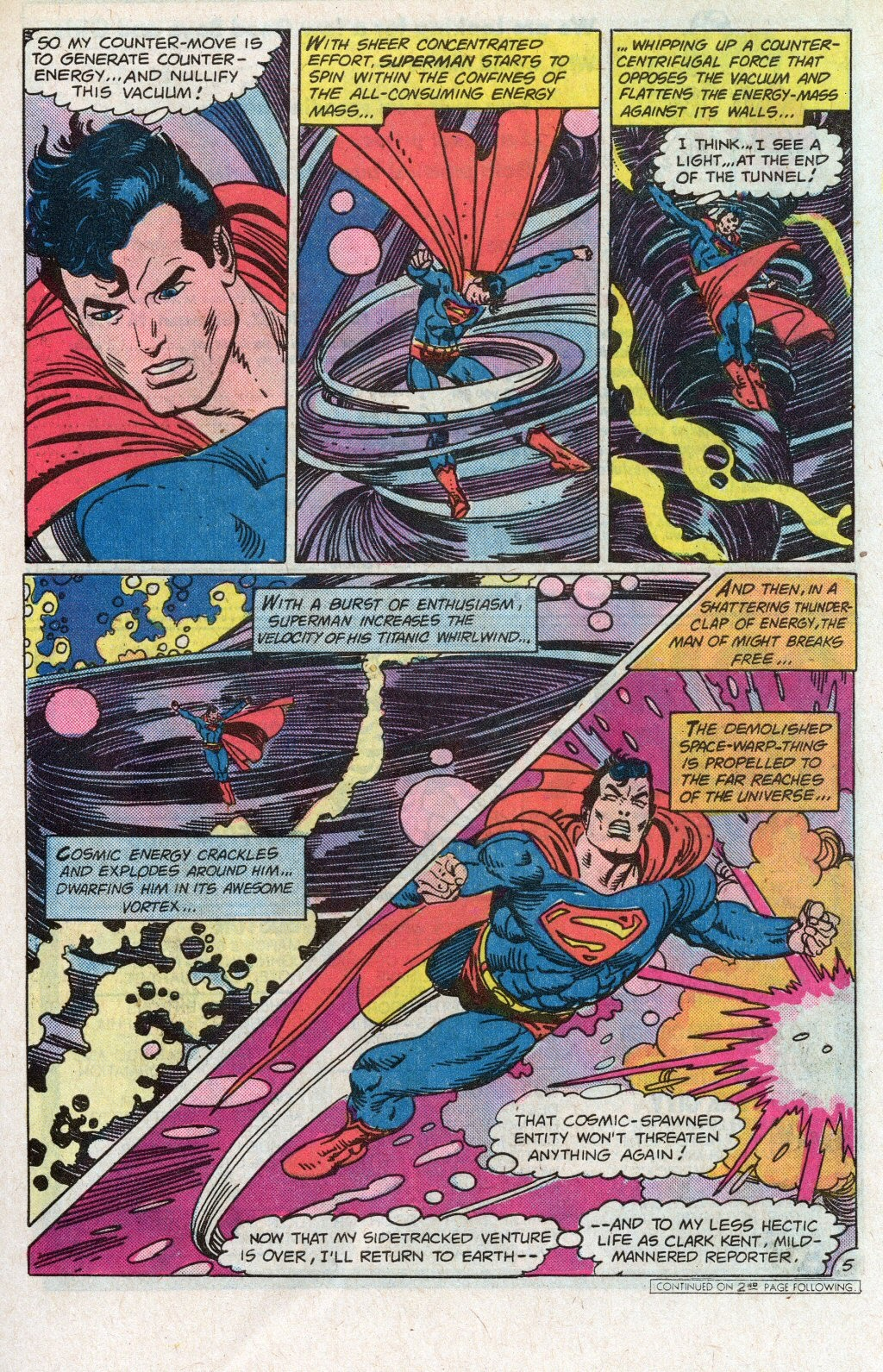 Read online Superman Special (1983) comic -  Issue #1 - 7