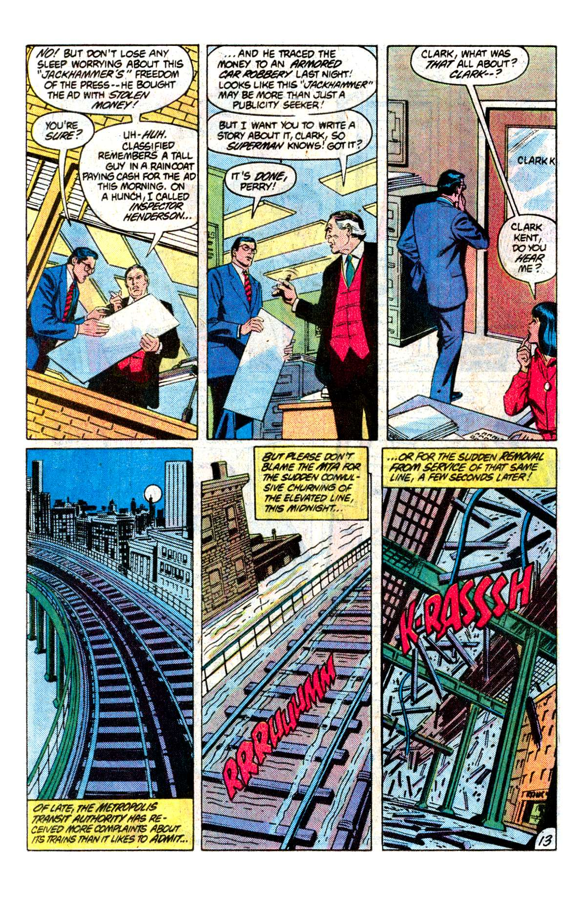 Read online Action Comics (1938) comic -  Issue #537 - 14