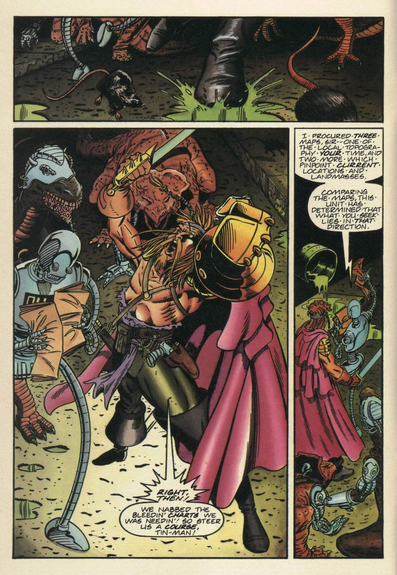 Read online Turok, Dinosaur Hunter (1993) comic -  Issue #15 - 5