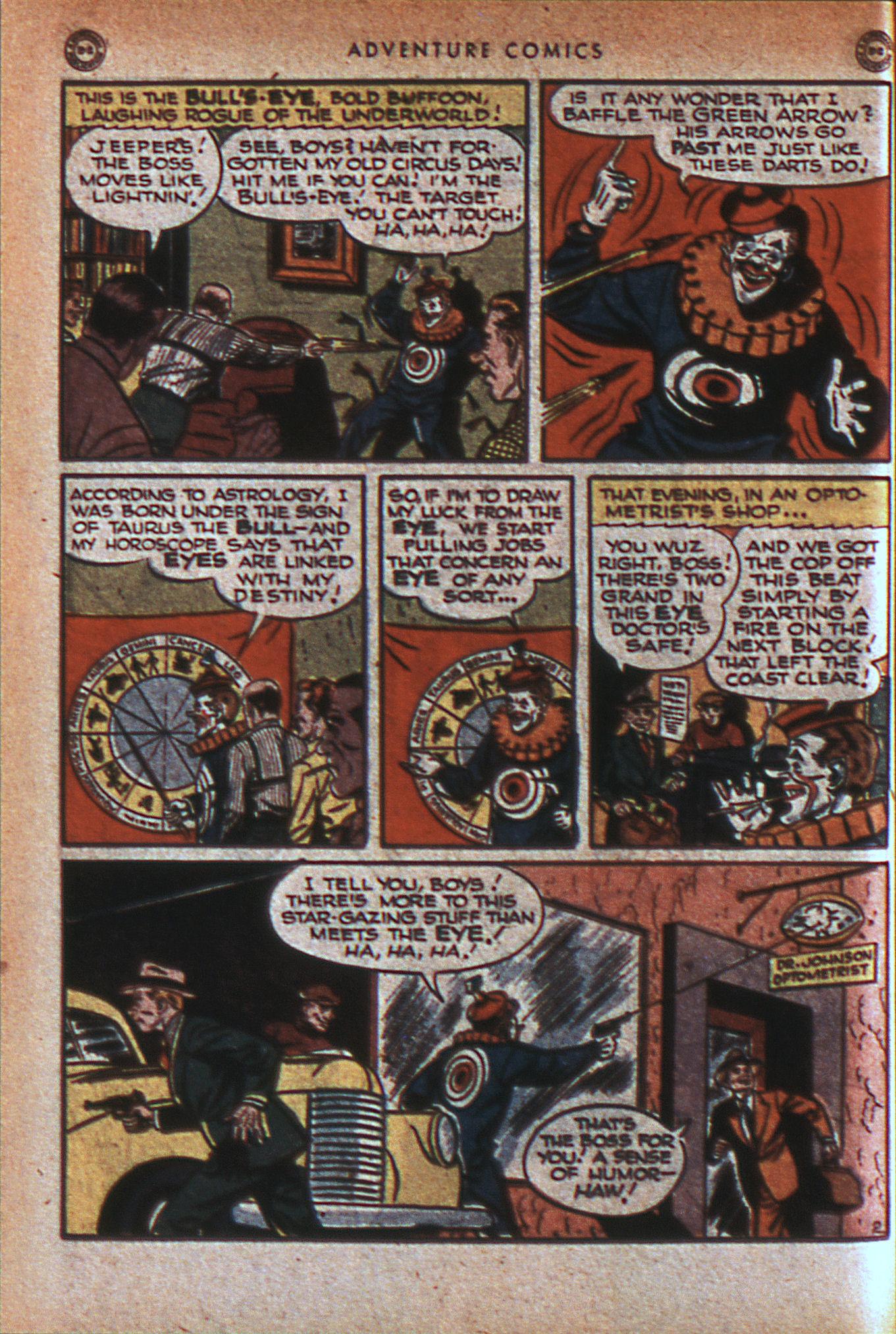 Read online Adventure Comics (1938) comic -  Issue #124 - 25