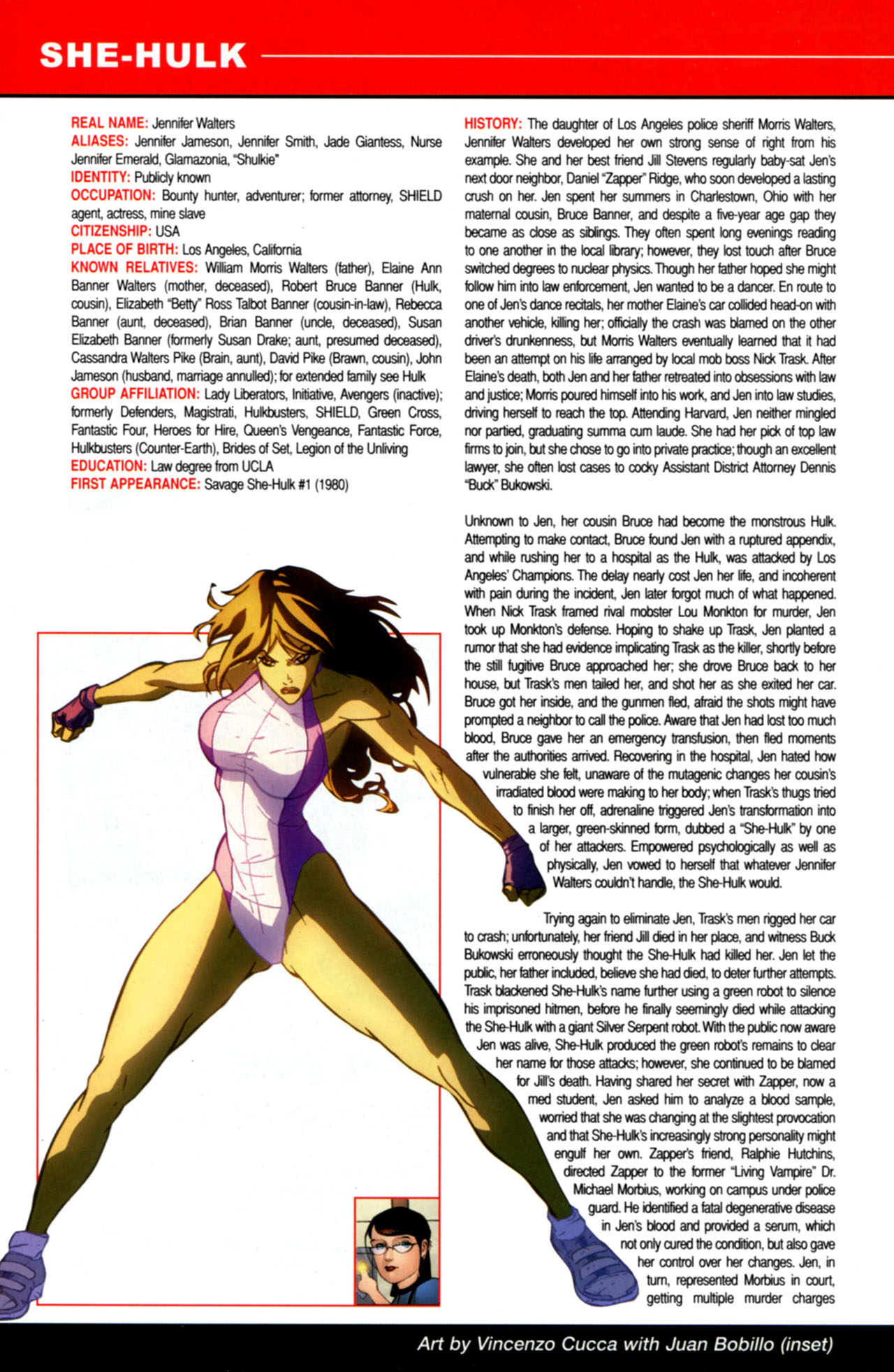 Read online She-Hulks comic -  Issue #1 - 24