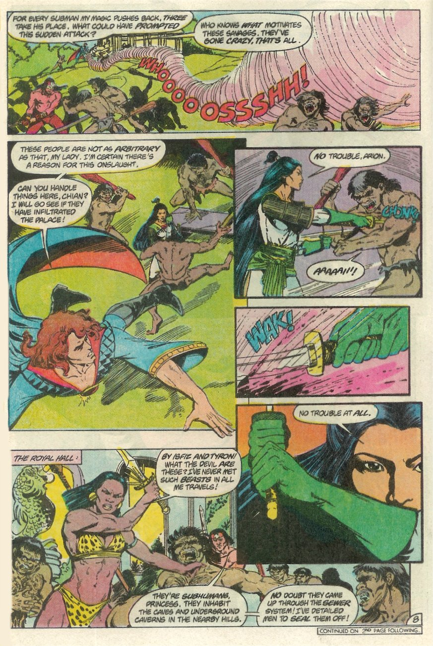 Read online Arion, Lord of Atlantis comic -  Issue #Arion, Lord of Atlantis _Special 1 - 9