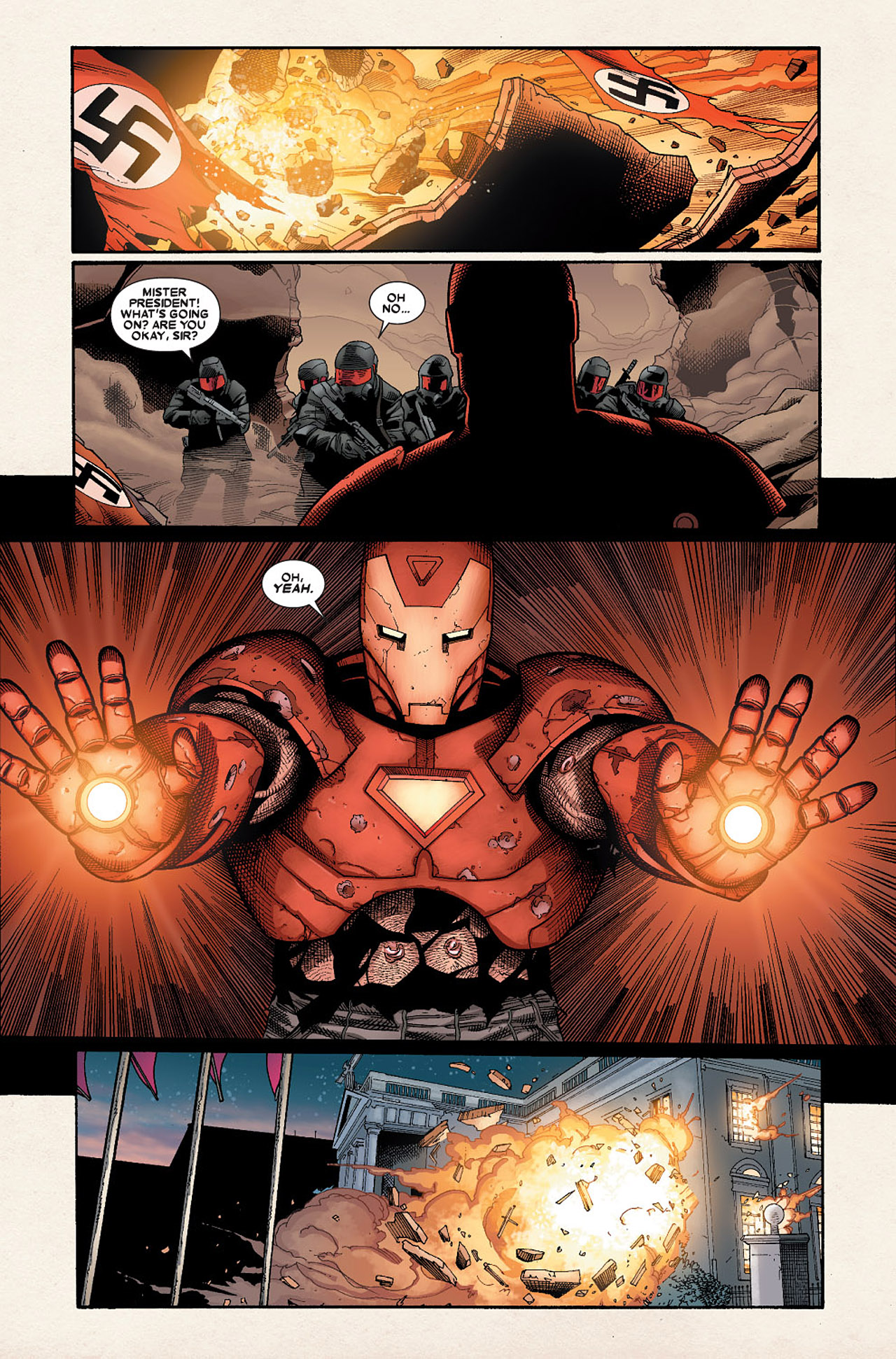 Read online Wolverine: Old Man Logan comic -  Issue # Full - 154