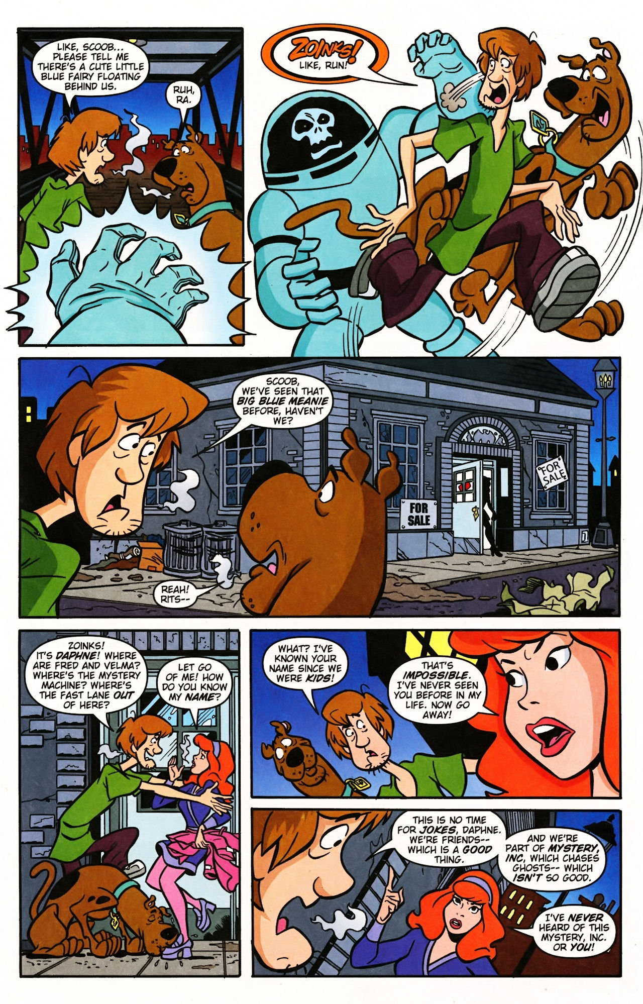 Read online Scooby-Doo (1997) comic -  Issue #139 - 5