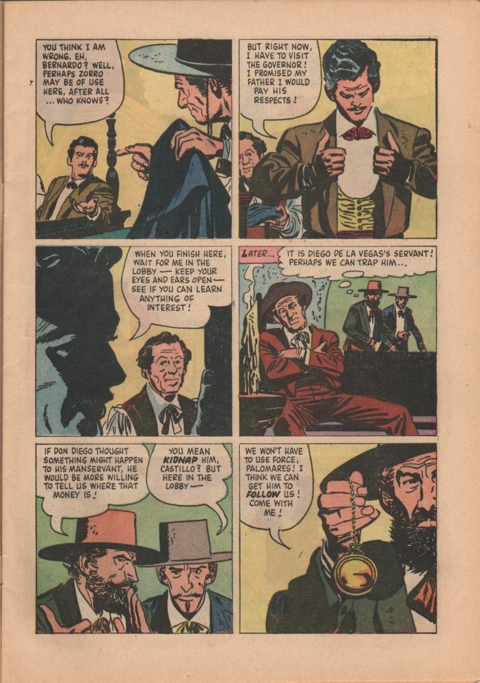 Zorro (1966) issue 5 - Page 9