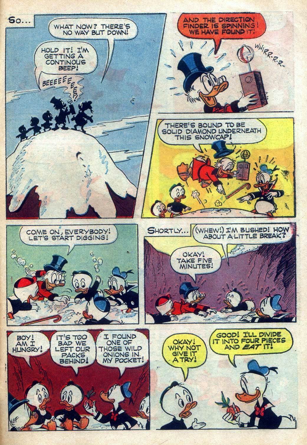 Read online Uncle Scrooge (1953) comic -  Issue #78 - 31