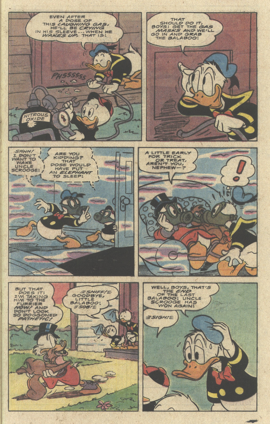 Read online Uncle Scrooge (1953) comic -  Issue #242 - 37
