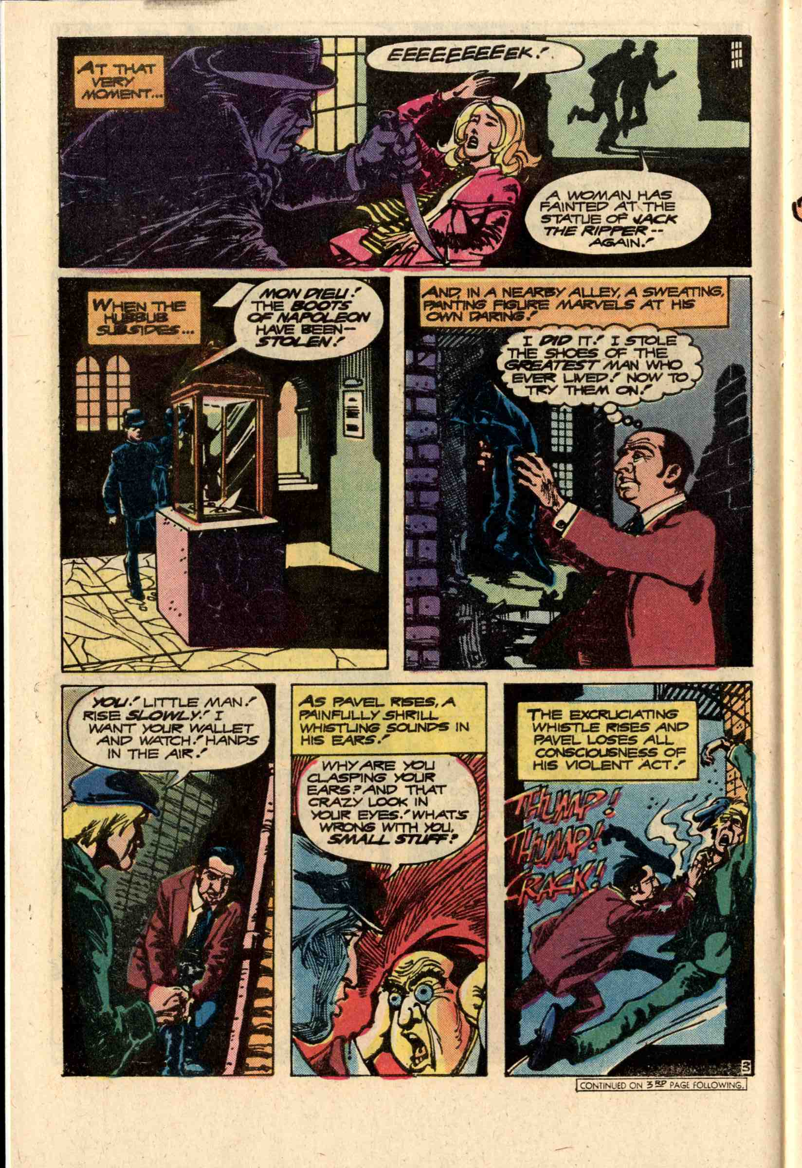 Read online Secrets of Haunted House comic -  Issue #31 - 6