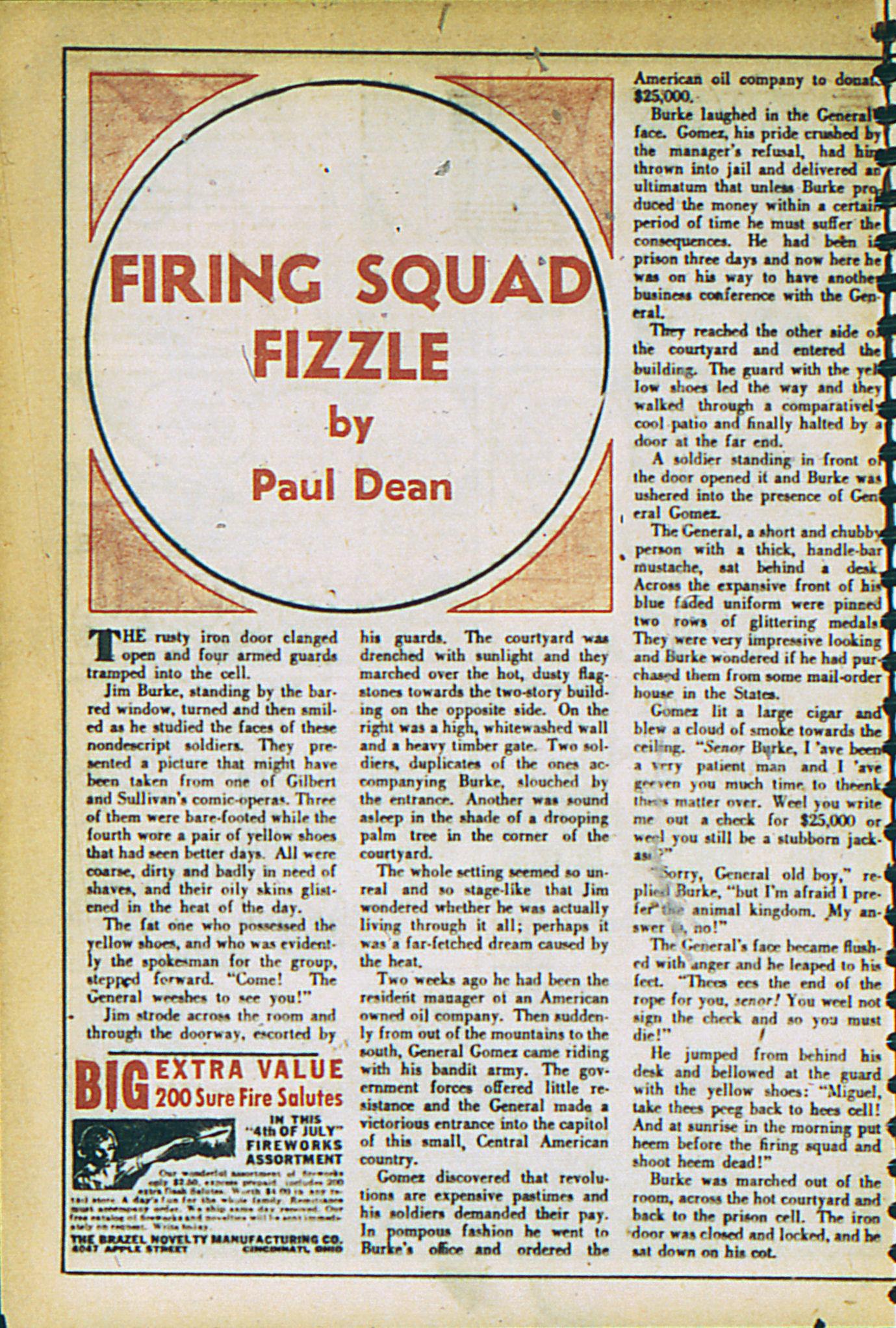 Read online Adventure Comics (1938) comic -  Issue #27 - 20