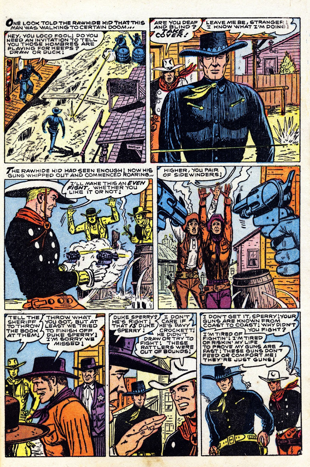 The Rawhide Kid (1955) issue 12 - Page 29