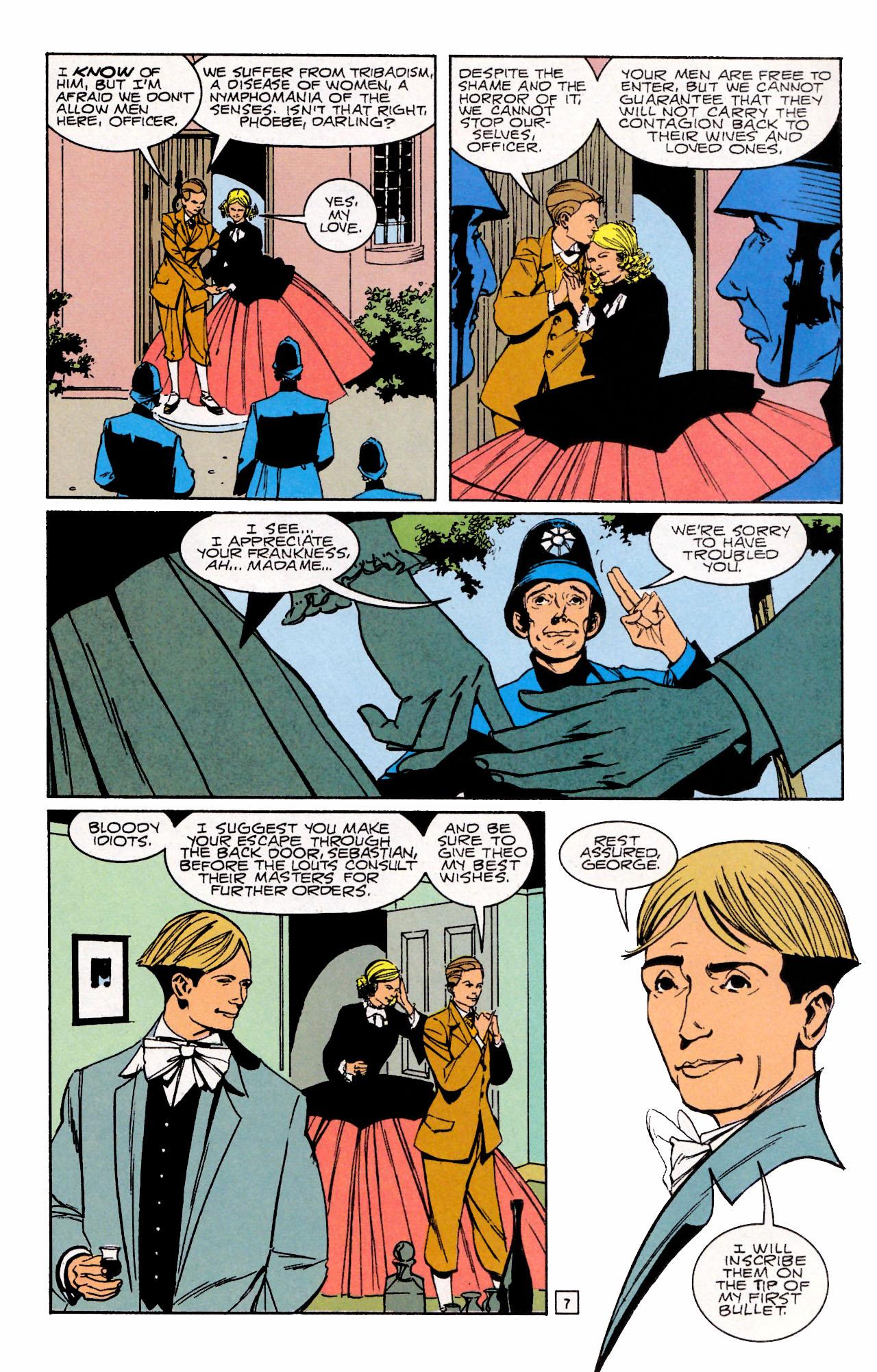 Read online Sebastian O comic -  Issue #3 - 10
