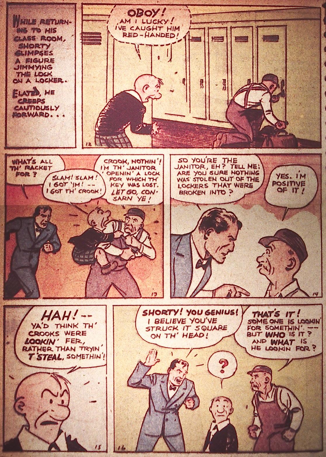 Read online Detective Comics (1937) comic -  Issue #5 - 6