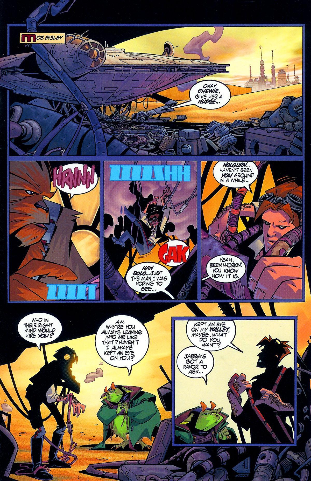 Read online Star Wars Omnibus comic -  Issue # Vol. 12 - 104
