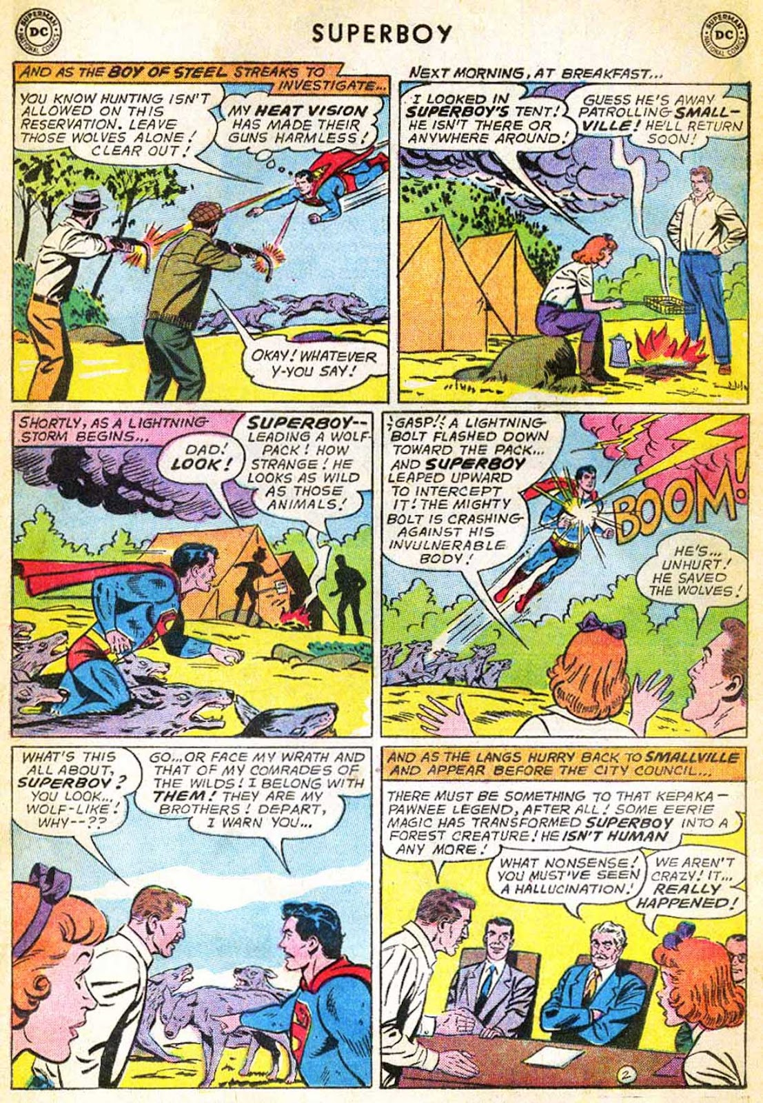 Superboy (1949) issue 116 - Page 3