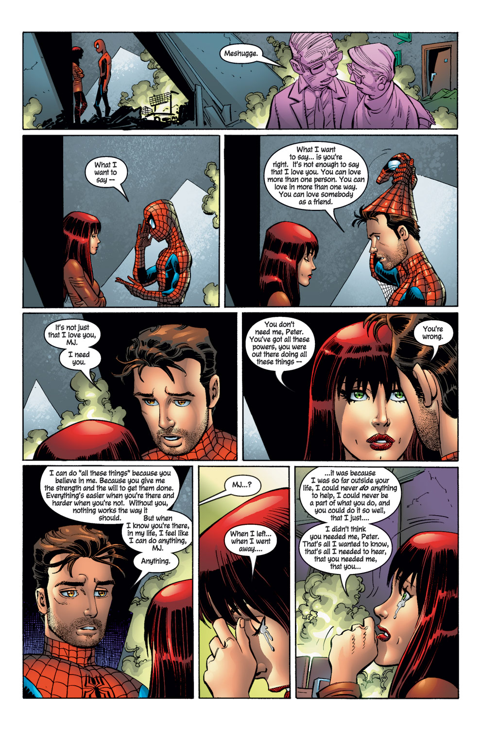 The Amazing Spider-Man (1999) 50 Page 17