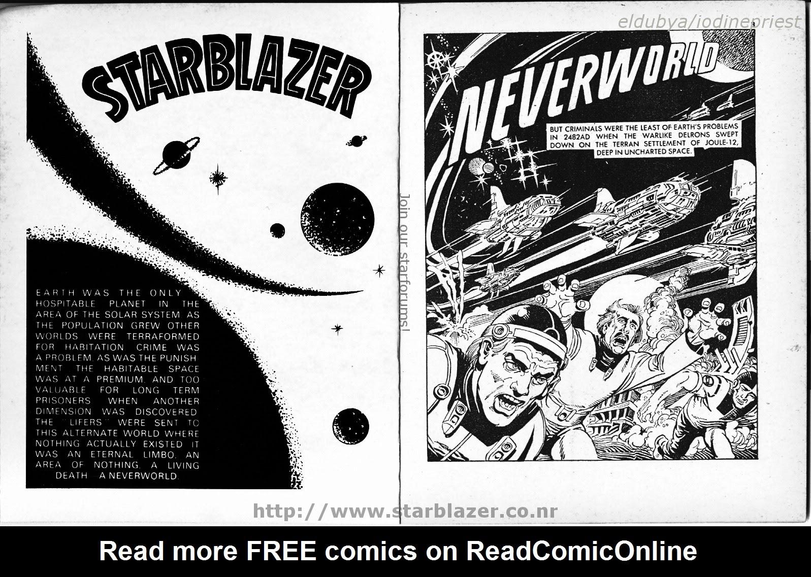 Starblazer issue 65 - Page 3
