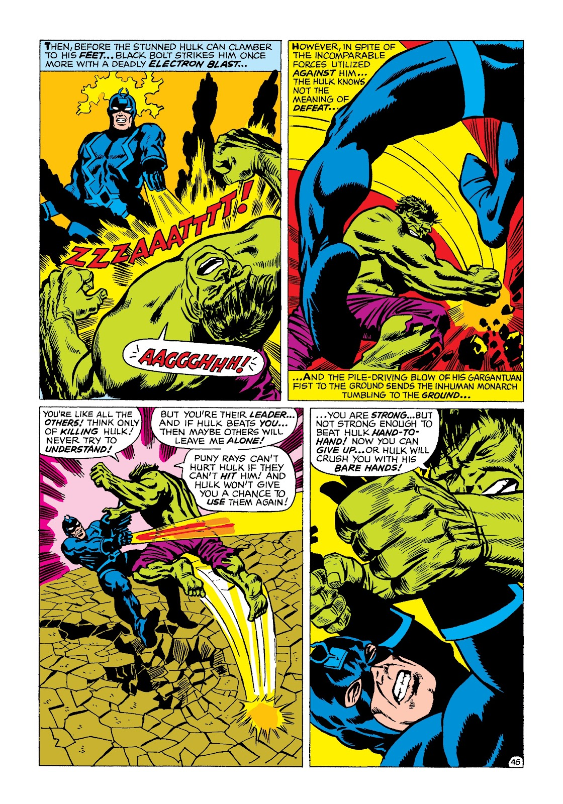 Read online Marvel Masterworks: The Incredible Hulk comic -  Issue # TPB 4 (Part 2) - 79