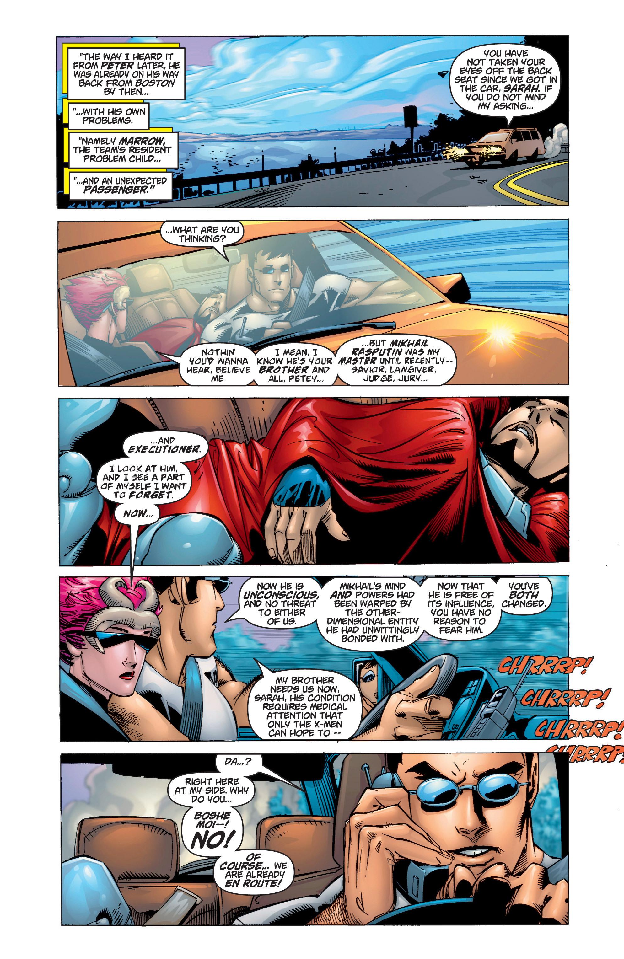 Read online Uncanny X-Men (1963) comic -  Issue #375 - 4