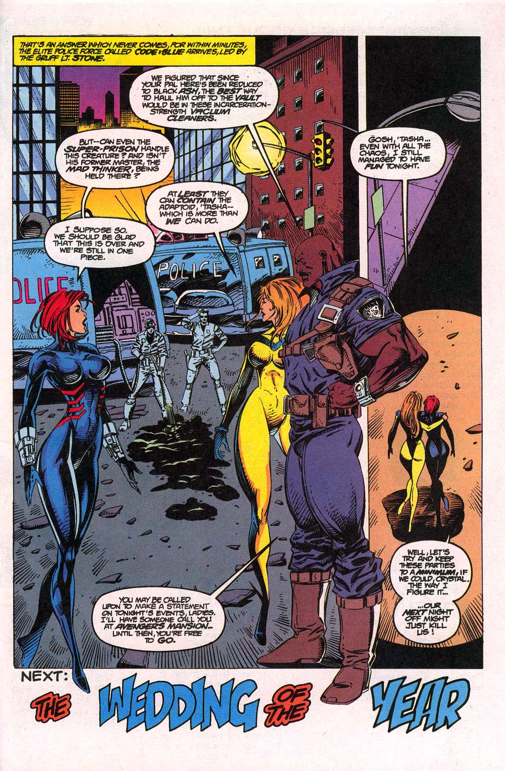 Avengers Unplugged issue 3 - Page 21
