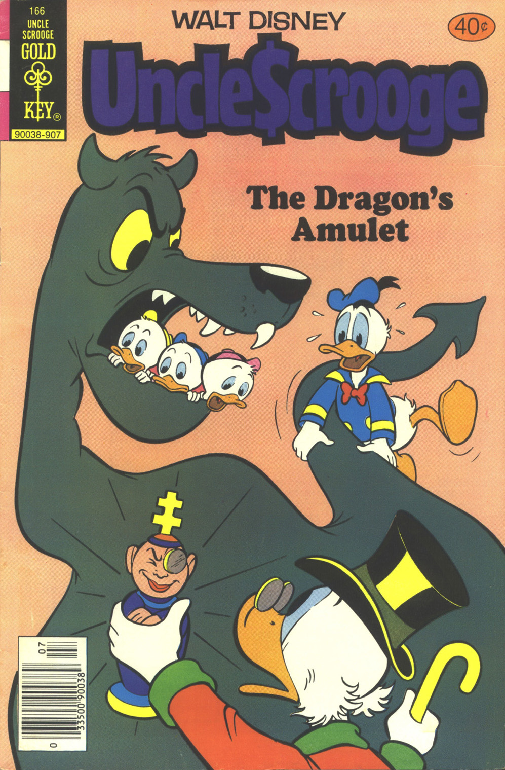 Read online Uncle Scrooge (1953) comic -  Issue #166 - 1