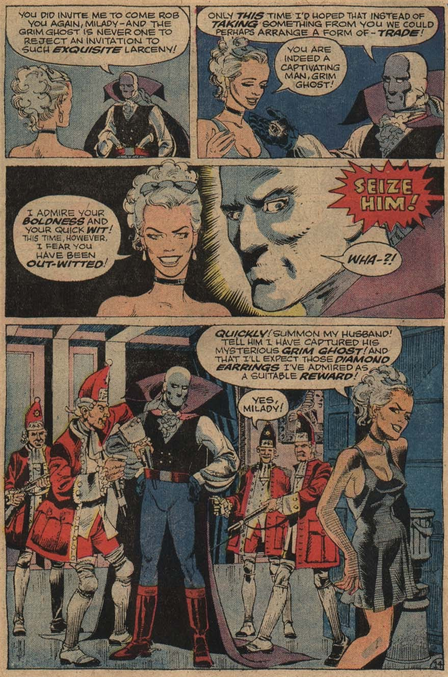 The Grim Ghost (1975) issue 1 - Page 16