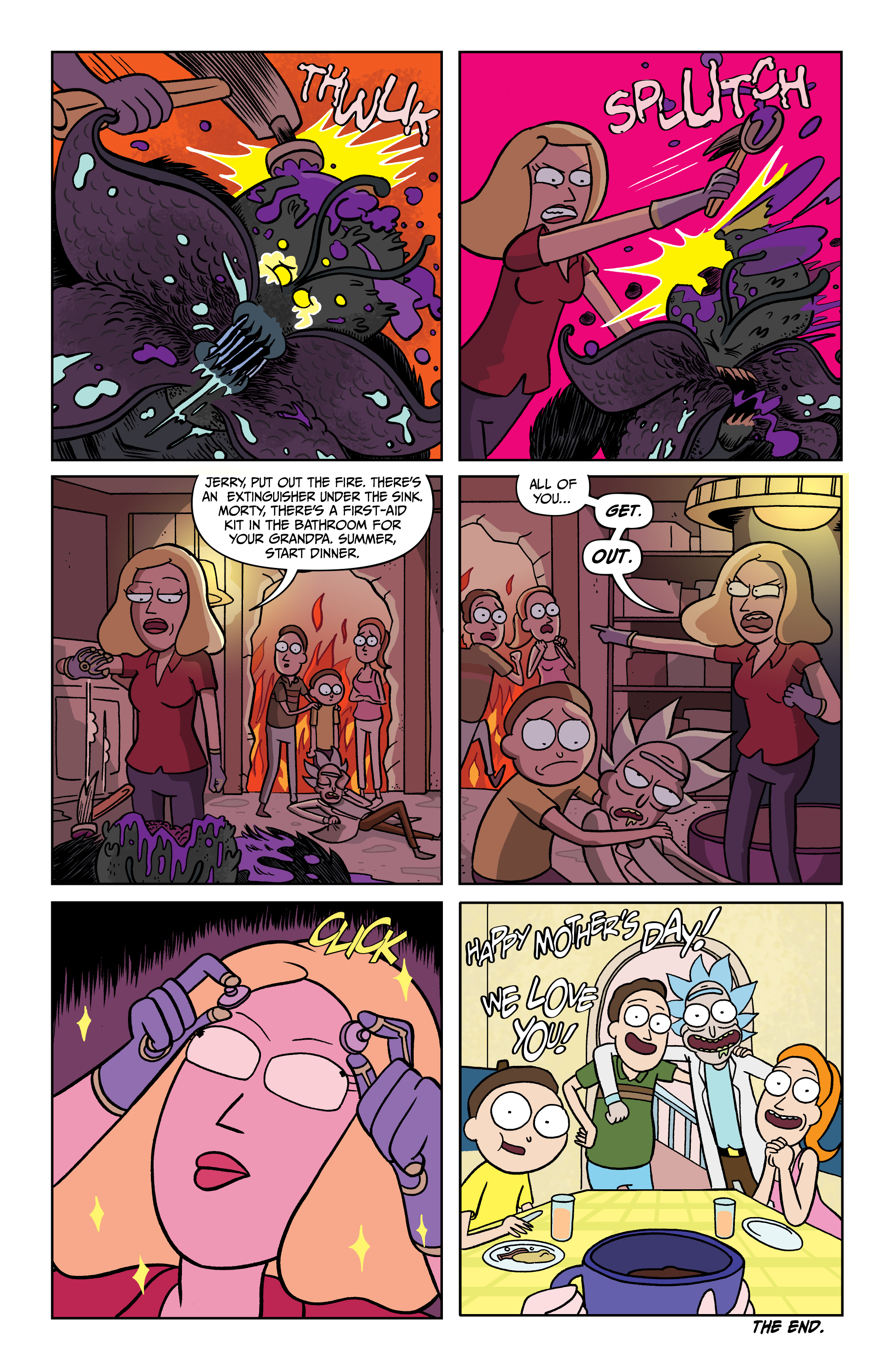 Read online Rick and Morty comic -  Issue #26 - 24