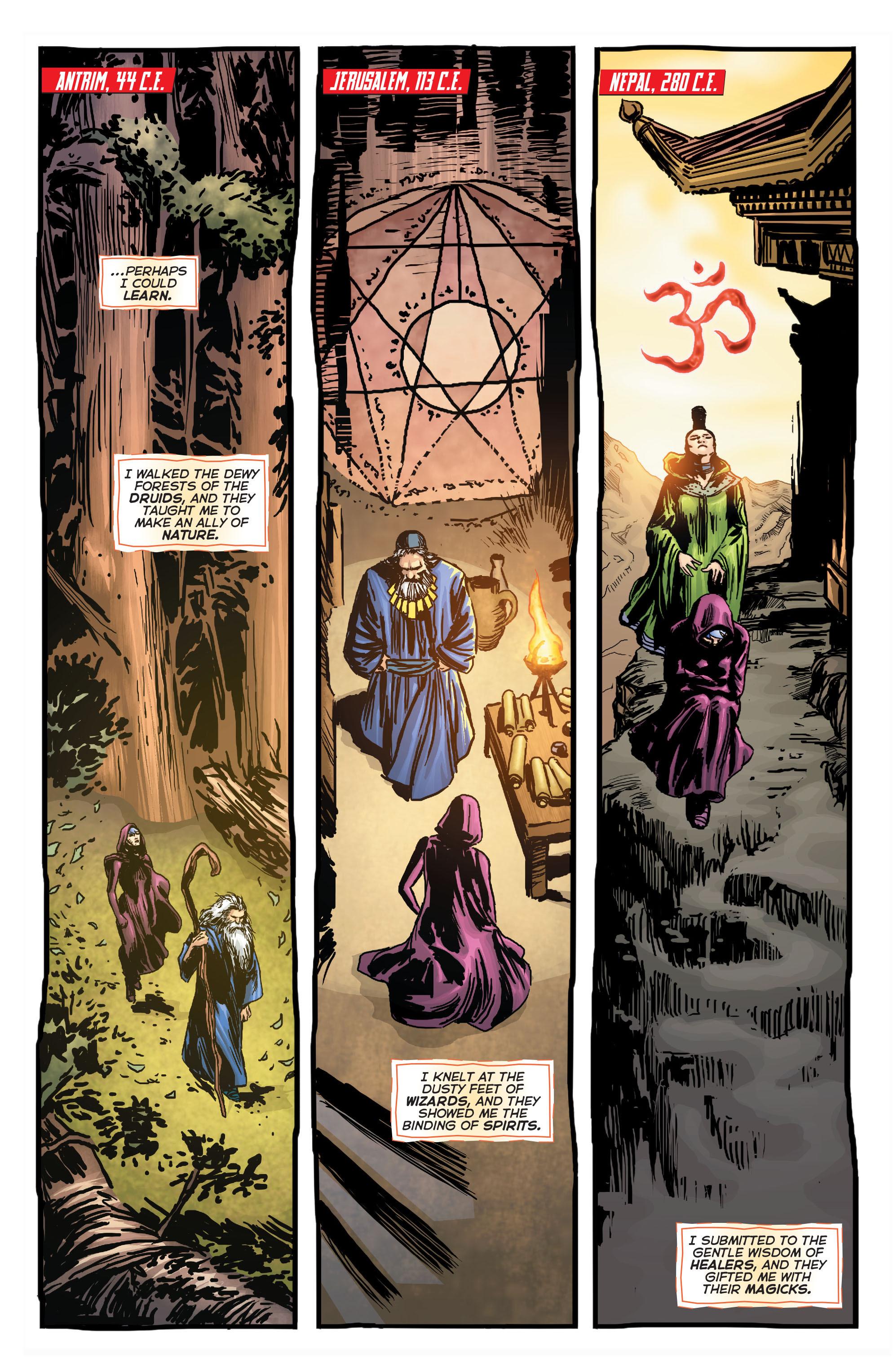 Read online Trinity of Sin: Pandora comic -  Issue #1 - 12