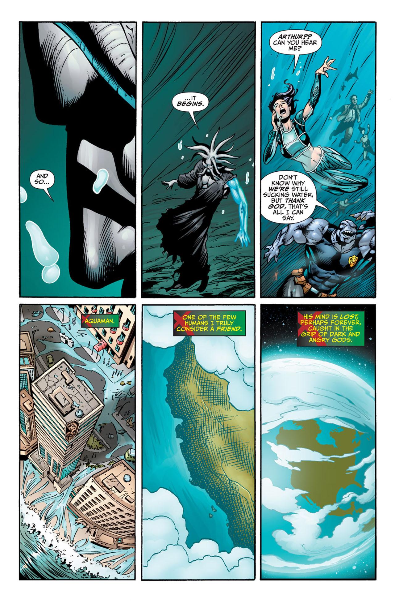 Read online World War III comic -  Issue #2 - 21