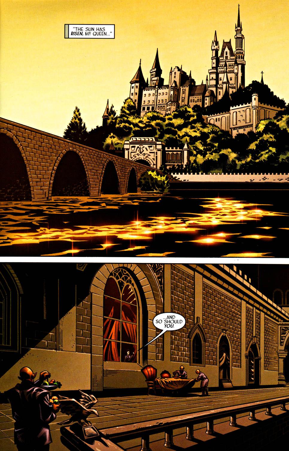Read online Scion comic -  Issue #37 - 3