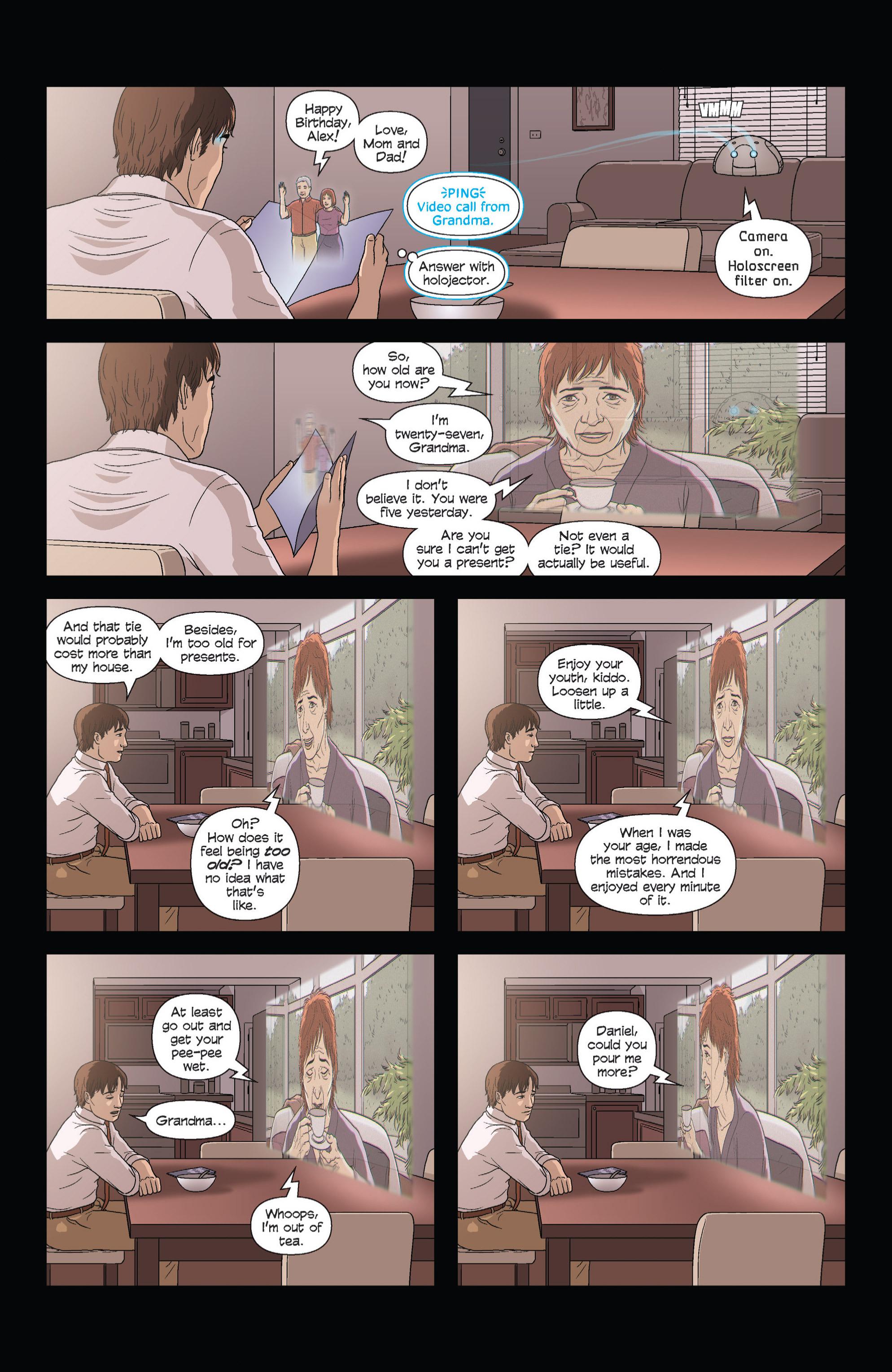 Read online Alex   Ada comic -  Issue #1 - 12
