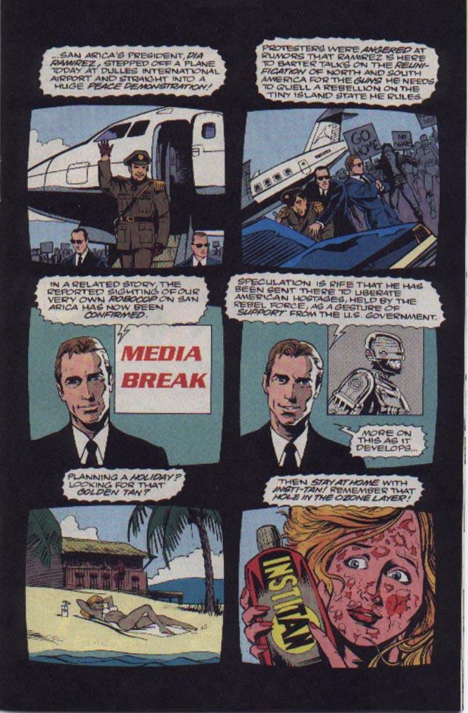 Read online Robocop (1990) comic -  Issue #23 - 7