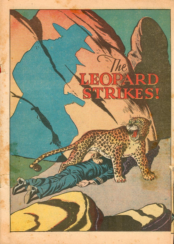Read online Shadow Comics comic -  Issue #11 - 3
