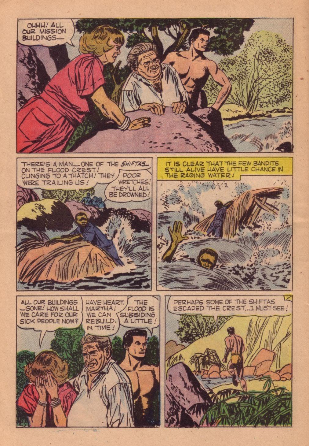 Tarzan (1948) issue 109 - Page 16