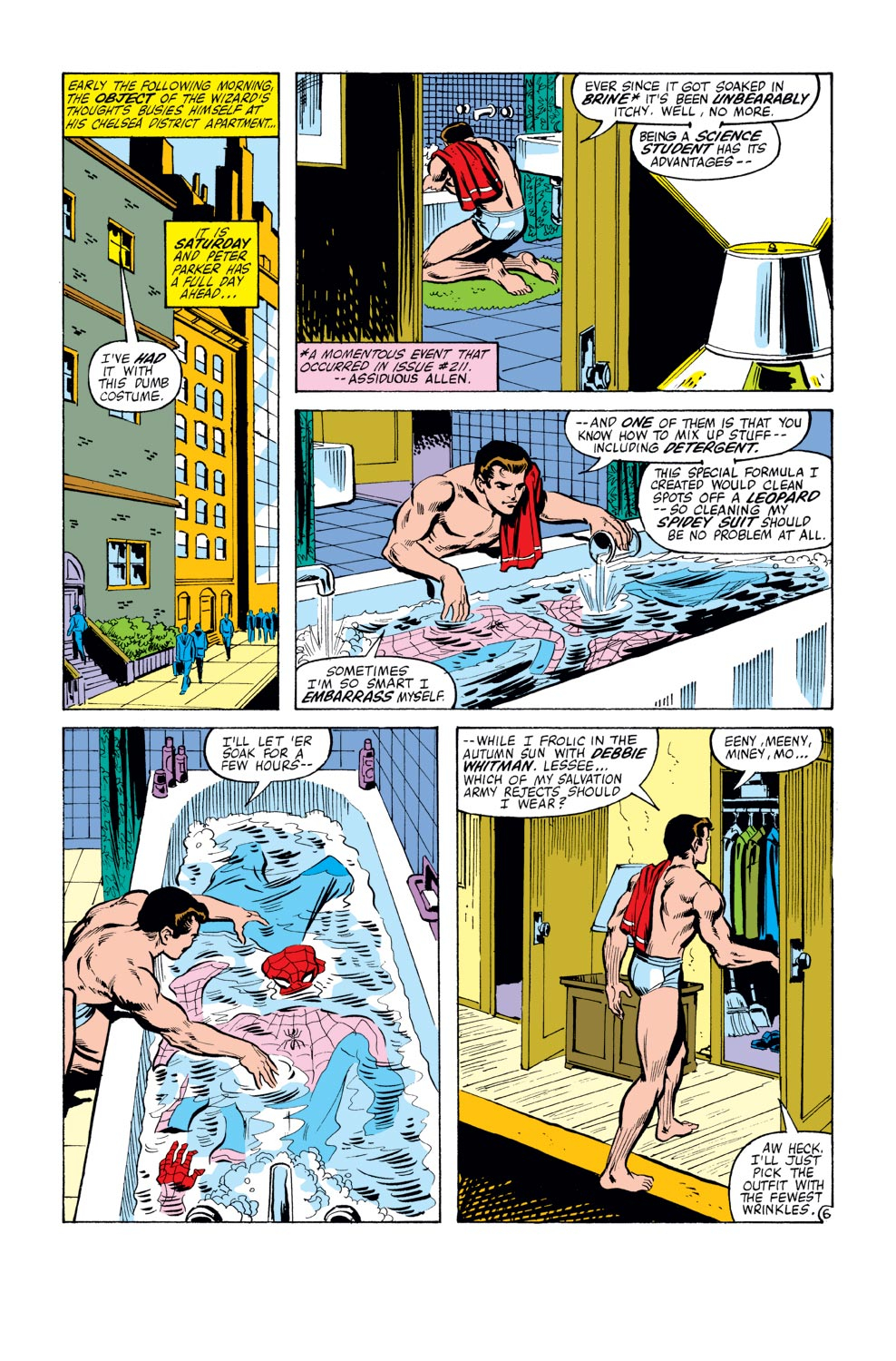 The Amazing Spider-Man (1963) 213 Page 6