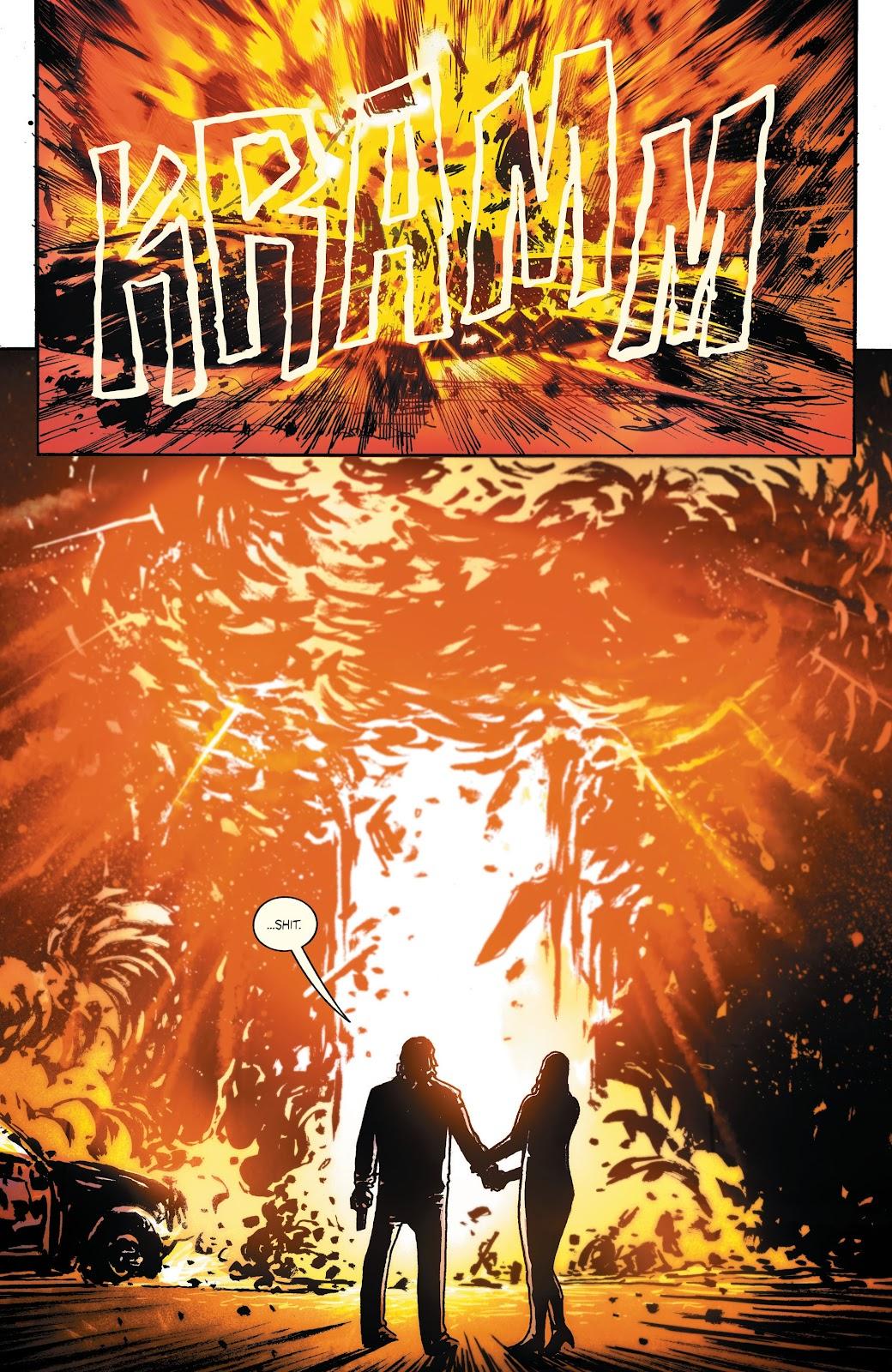 Read online Hardcore comic -  Issue #3 - 15