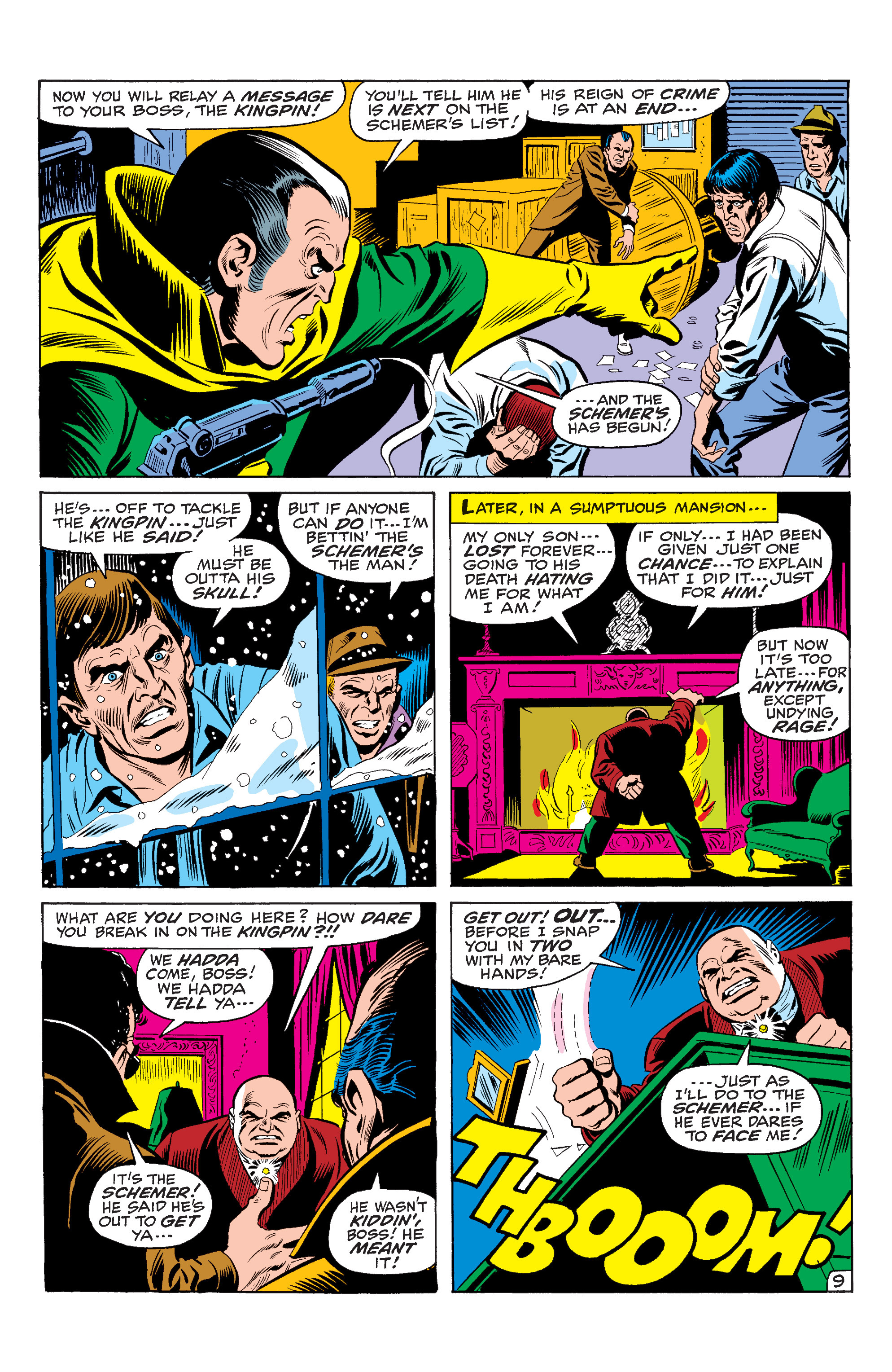 The Amazing Spider-Man (1963) 84 Page 9