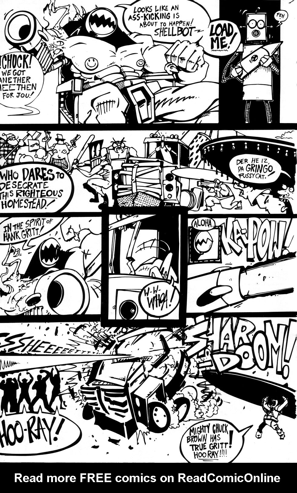 Read online Scud: The Disposable Assassin (1994) comic -  Issue #3 - 18