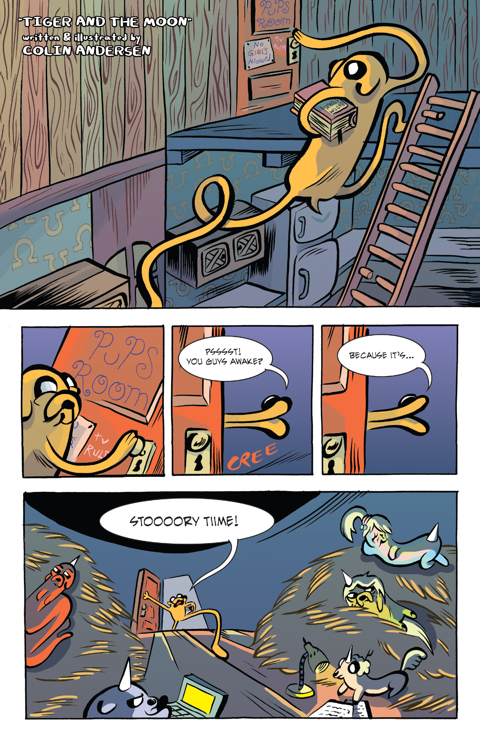 Adventure Time 44 Page 18
