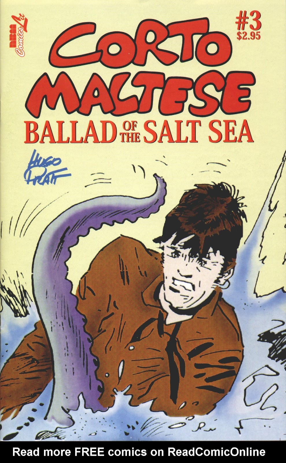 Corto Maltese: Ballad of the Salt Sea issue 3 - Page 1