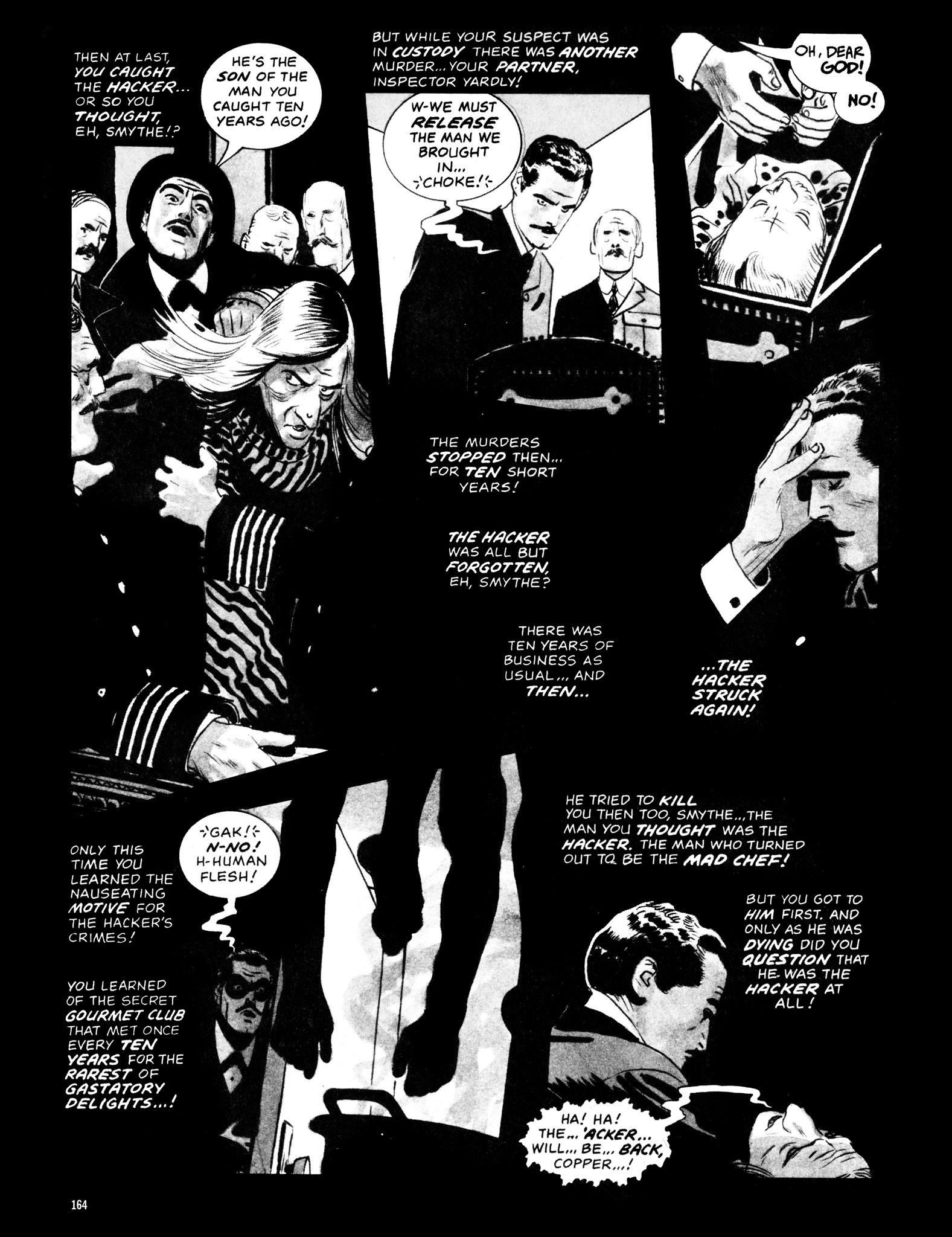 Read online Eerie Archives comic -  Issue # TPB 14 - 165