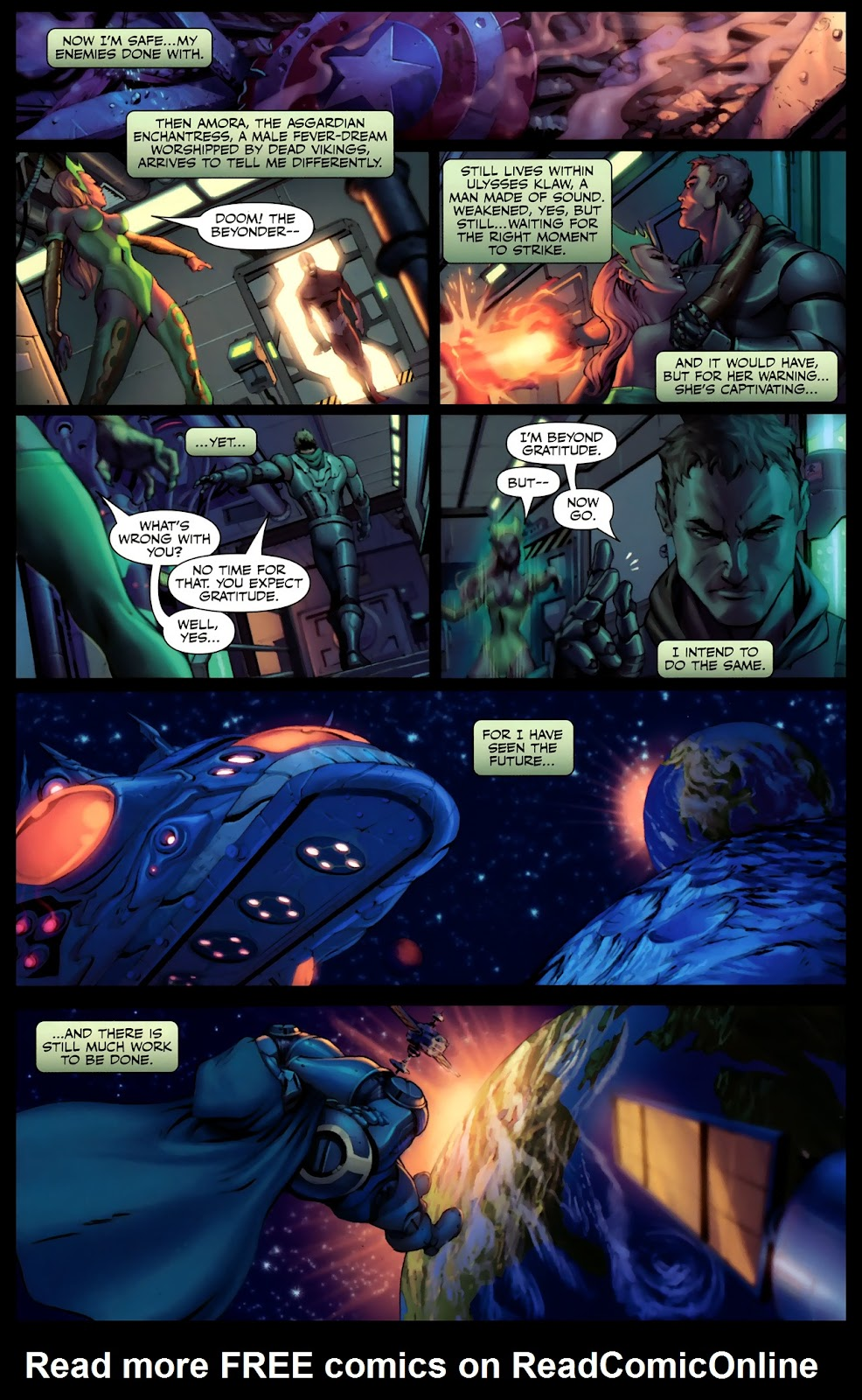 Read online What If? Secret Wars comic -  Issue # Full - 15