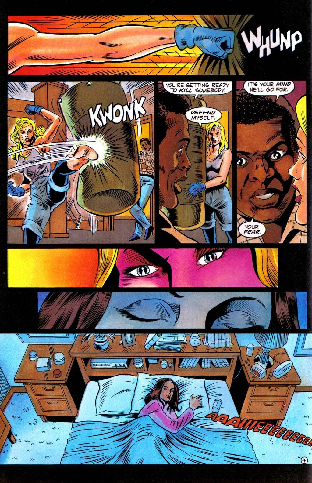 Read online Freddy's Dead: The Final Nightmare comic -  Issue #3 - 6